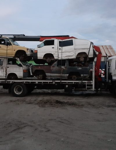Scrap Cars Collection/Removal