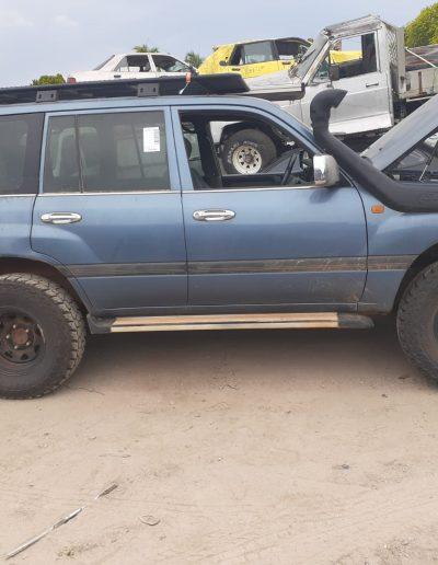 Used 4X4 Car-Toyota